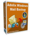 Adolix Windows Mail Backup Box image